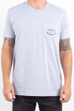 Shop Tee Pocket T-Shirt - Gray