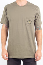 Trademark Pocket T-Shirt - Green