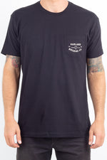 Shop Tee Pocket T-Shirt - Black