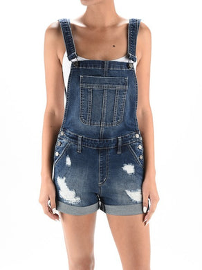 Classic Overall Shorts