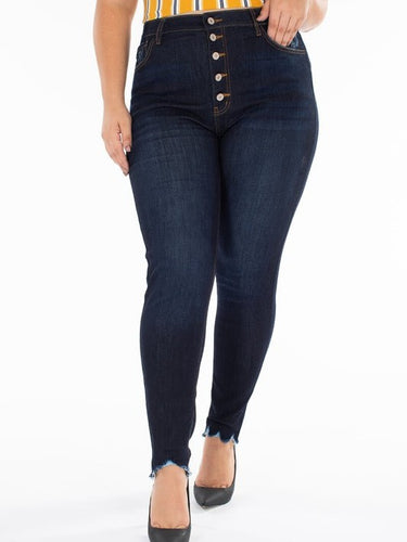 More to love HIgh Rise Skinnies
