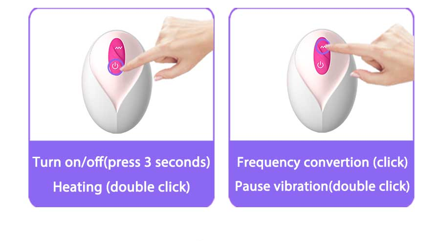 Wireless Remote Control Panties Vibrator - Mebazo