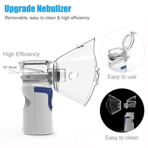 Mini Portable Inhale Nebulizer Handheld Inhaler - Mebazo