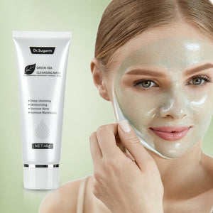Green Tea Moisturising Face Peeling Mask - Mebazo