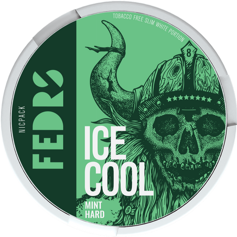 FEDRS Ice Cool Mint Hard