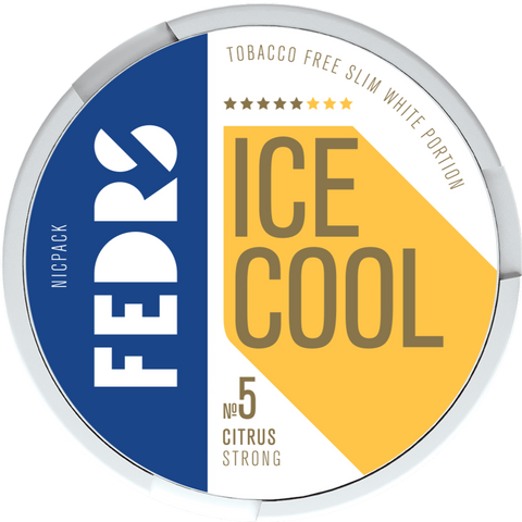 FEDRS Ice Cool Citrus