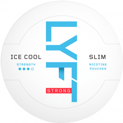 LYFT Ice Cool Strong Mint Portion