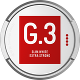 General G.3 Extra Strong Slim White Portion