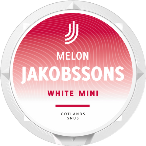 Jakobssons Melon White Mini Portion