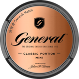 General Classic Portion Mini