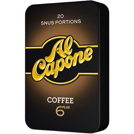 Al Capone Coffee Mini