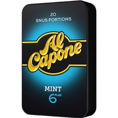 Al Capone Mint White Mini
