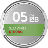 The Lab 05 Slim White Portion Strong