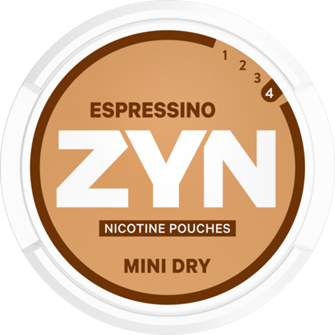 ZYN Espressino Mini Extra Strong