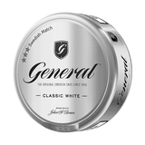 General Classic White Portion