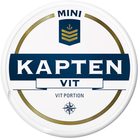 Kapten Mini White Portion