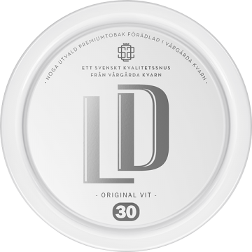 LD 30 White Portion