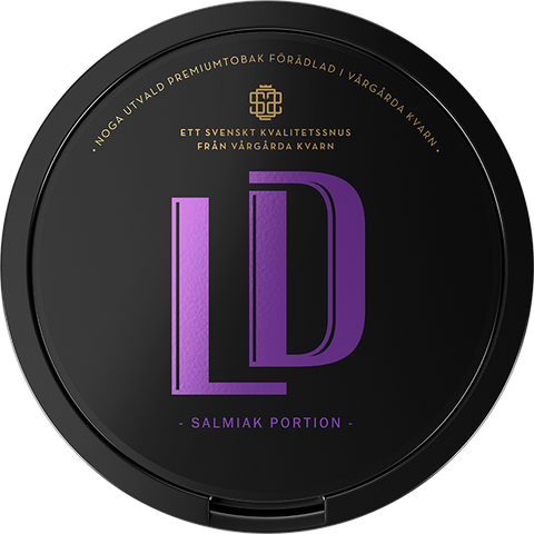 LD Salmiak Portion