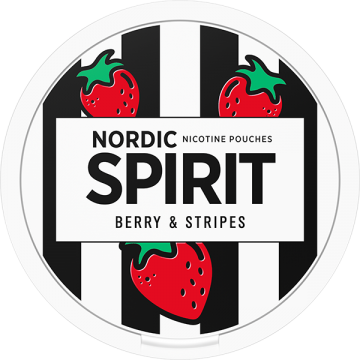 Nordic Spirit Berry Stripes - SUMMER EDITION