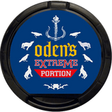 Odens Licorice Extreme Portion