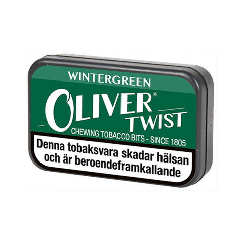 Oliver Twist Wintergreen
