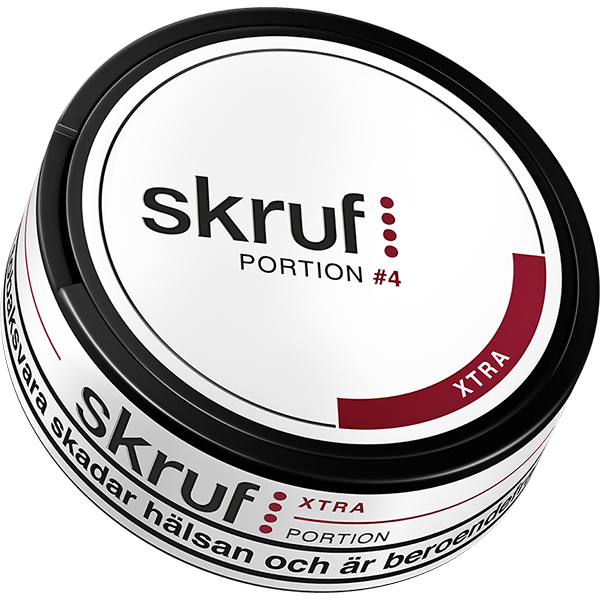 Skruf Xtra Strong Portion