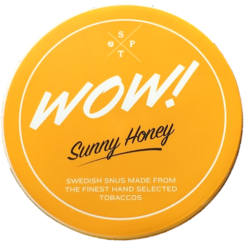 WoW! Sunny Honey White Portion