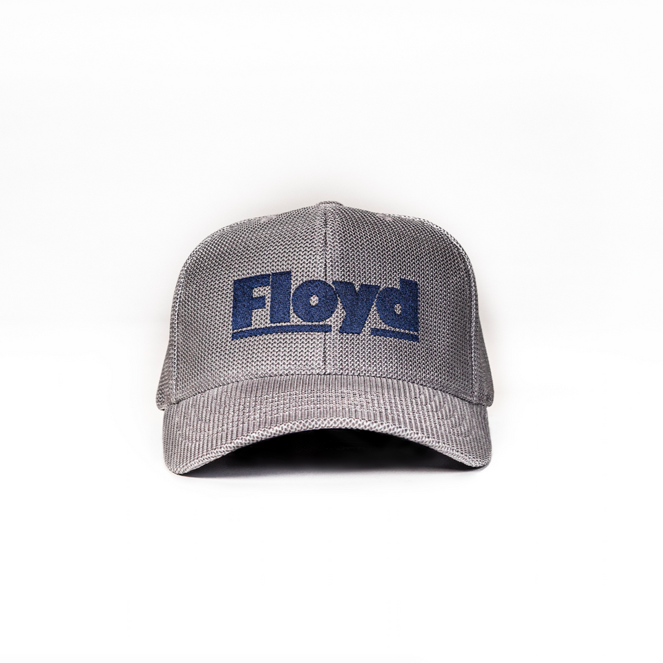 Floyd Baseball Cap - Curb Grey