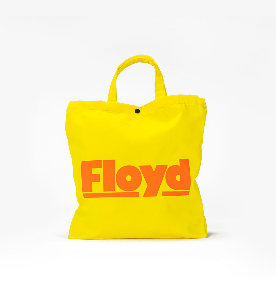 Floyd Shopper - Aloha Yellow