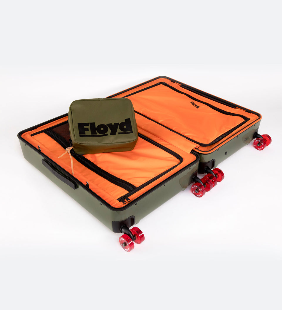 Floyd Wash Kit - Gator Green