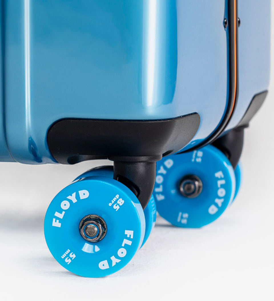 Floyd Wheel Set - Jet Blue