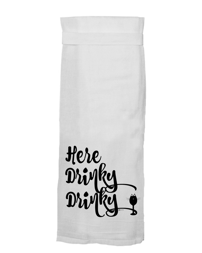 Profanity Cotton Bar Towels (assorted) - Hello World
