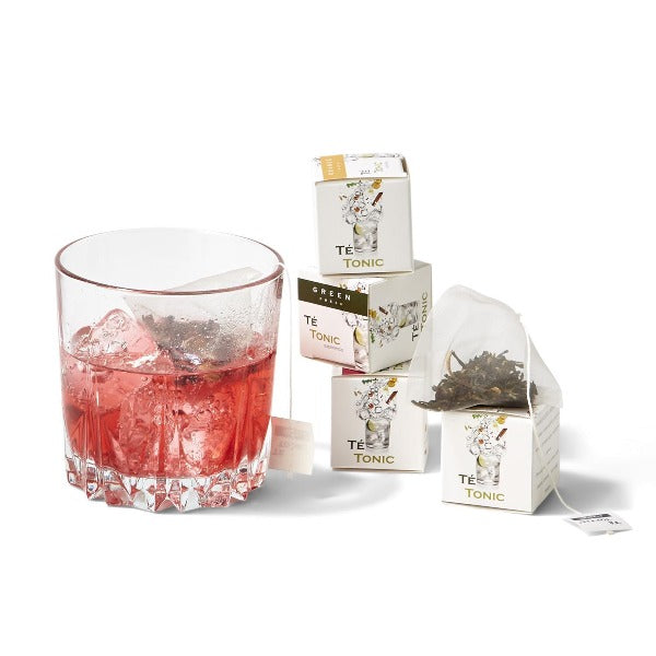 Gin & Tonic Cocktail Infusers Gift Set - Hello World
