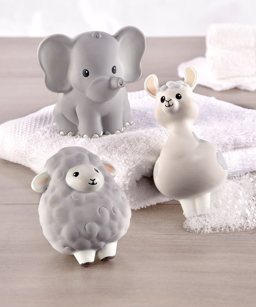 LIL LLAMA Bath Toys - Hello World