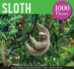 Sloth Puzzle - Hello World
