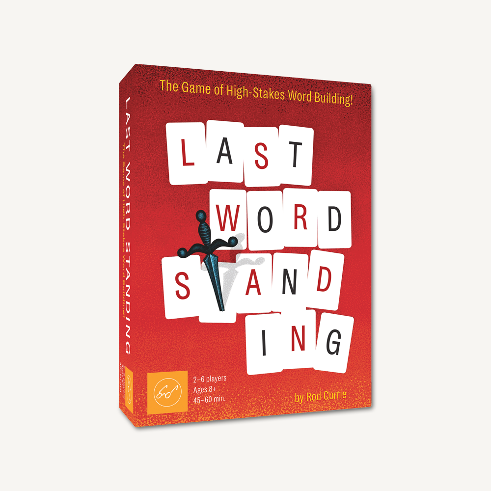 Last Word Standing 'The Game of High-Stakes Word Building!' - Hello World