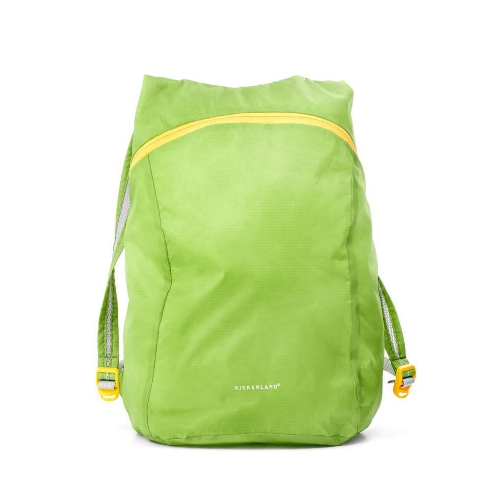 On-The-Go Compact Lightweight Backpack (assorted colors) - Hello World