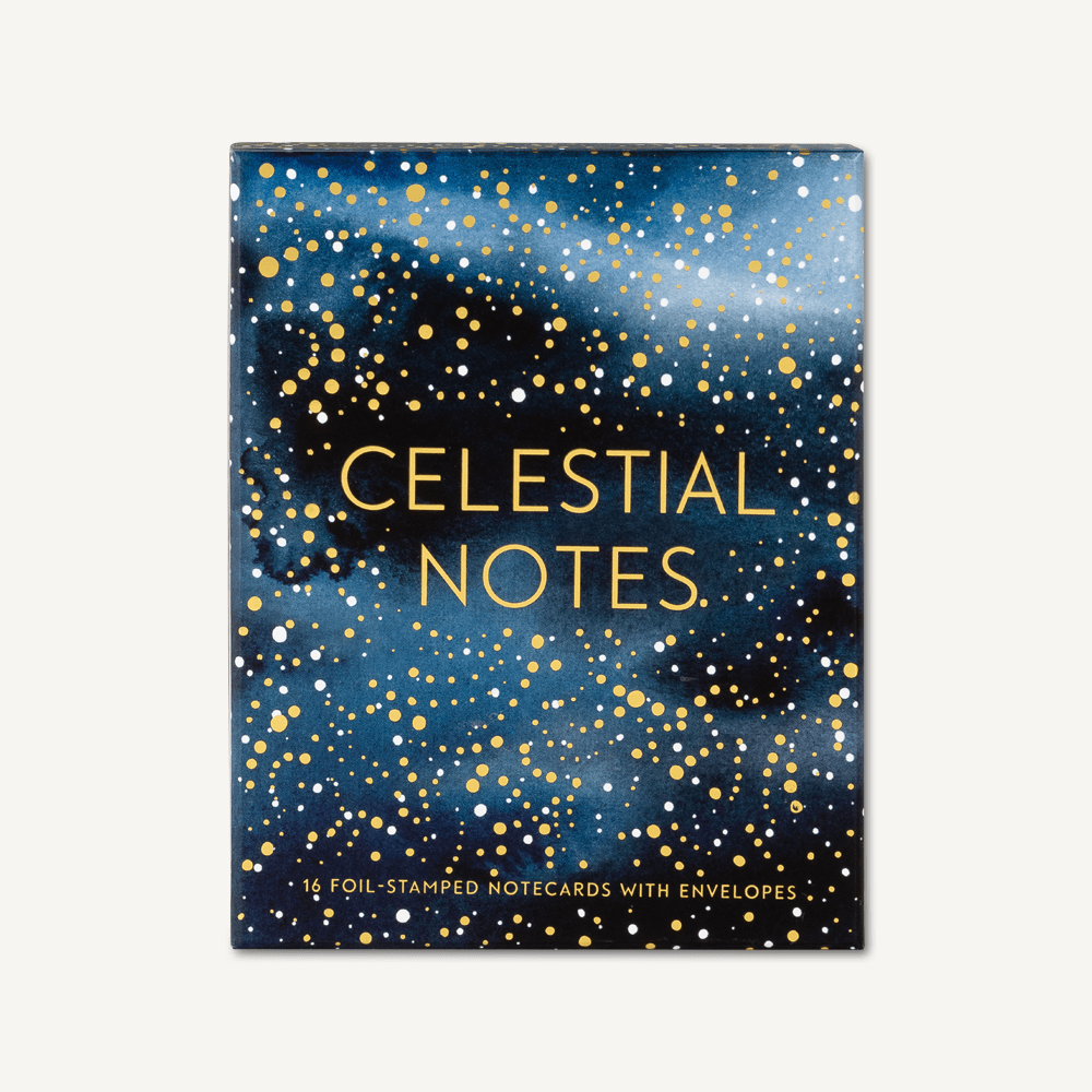 Celestial Notes Set (16 per set) - Hello World