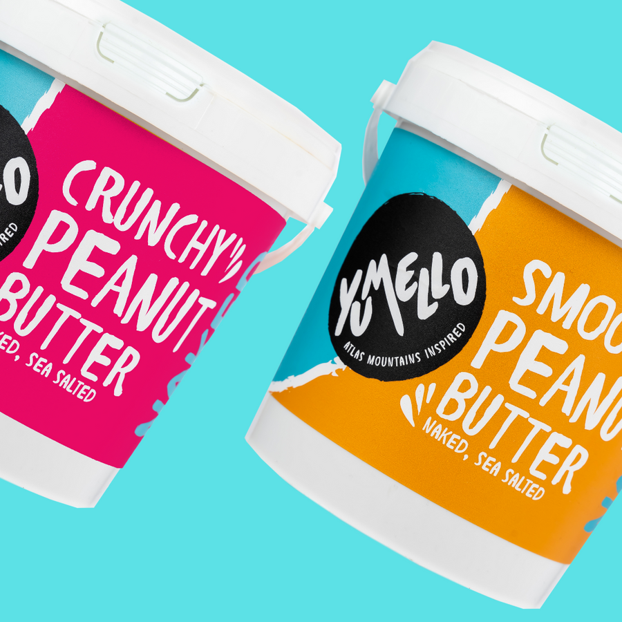 THE PEANUT BUTTER TUBS BUNDLE