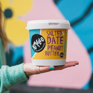 SALTED DATE PEANUT BUTTER 1KG