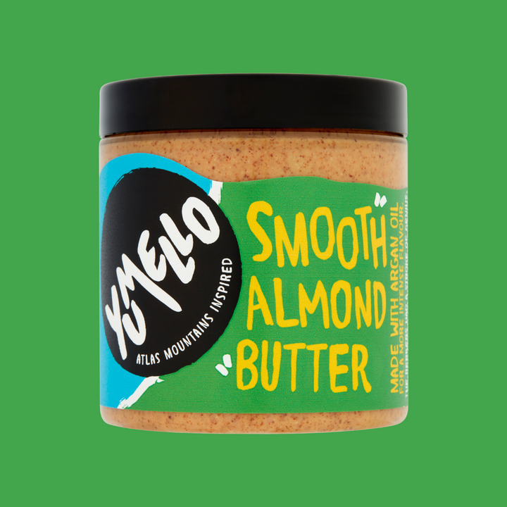 SMOOTH ALMOND BUTTER 230G