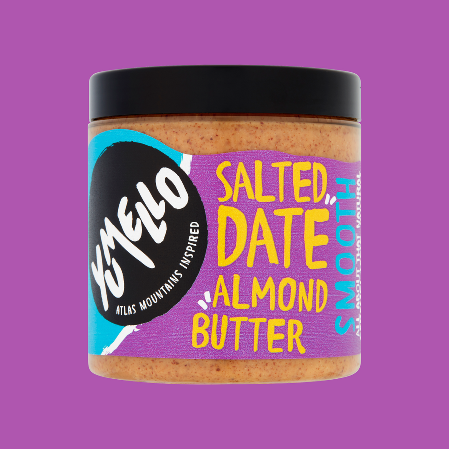 SALTED DATE ALMOND BUTTER 230G
