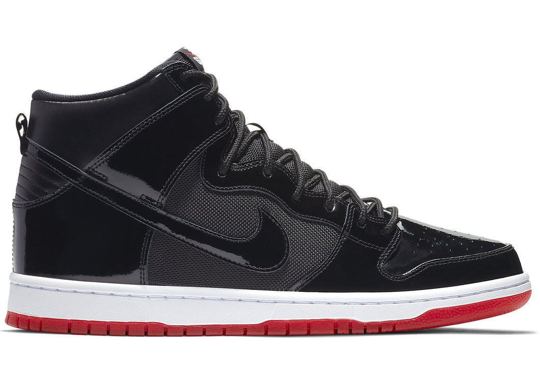 separation shoes 0e5c4 07764 Nike SB Dunk High Bred