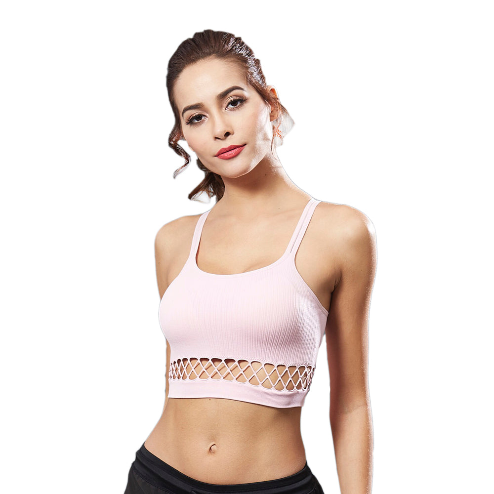 'Flex in Fit' Sports Bra