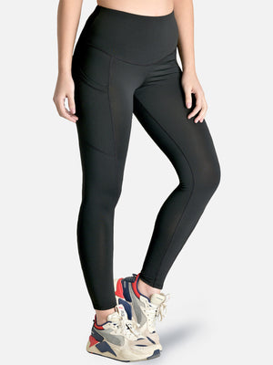 Skin Fit Pocket Leggings