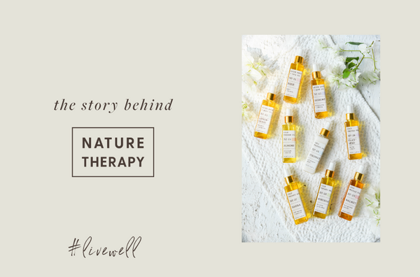 The story behind Nature Therapy