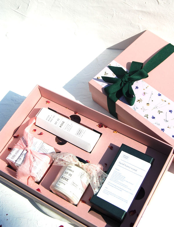 The Rose Box (limited edition)