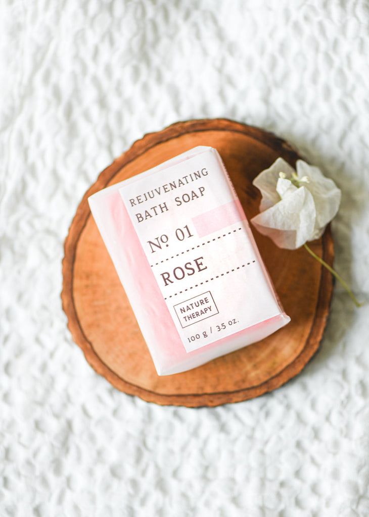 No. 1 Rejuvenating Rose Soap