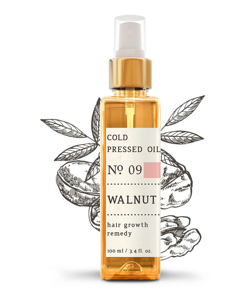 No. 9 Walnut Cold Pressed Oil