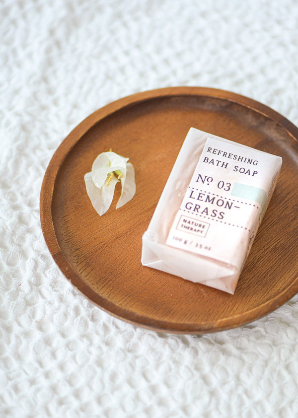 No. 3 Refreshing Lemongrass Soap